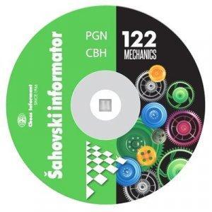 Chess Informant 122 Mechanics - CD-ROM