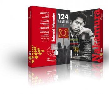 Chess Informant 124 - VENI VIDI VICI