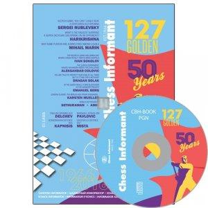 Chess Informant 127 - Golden 50 years  BOOK+CD