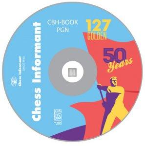 Chess Informant 127 - Golden 50 years - CD-ROM