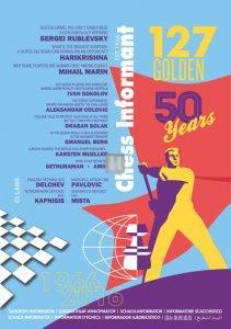 Chess Informant 127 - Golden 50 years