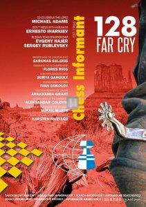 Chess Informant 128 - Far Cry - BOOK+CD