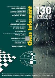 Chess Informant 130 - Knocker-up (BOOK+CD)
