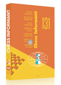 Chess Informant 131 - book