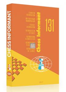 Chess Informant 131 - book+CD