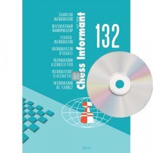 Chess Informant 132 - CD-ROM version
