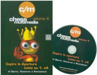 Chess Multimedia vol.4 - Capire le aperture tutto su 1.e4 - CD-ROM