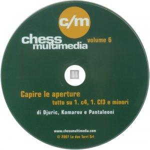 Chess Multimedia vol.6 - Capire le aperture tutto su 1.c4, 1.Cf3 e altre minori - CD-ROM