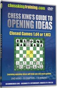 Chess Opening Ideas Combo: All 3 Volumes - DVD