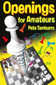 Chess Openings for Amateurs - 2nd hand