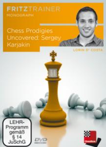 Chess Prodigies Uncovered: Sergey Karjakin - DVD