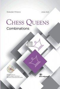 Chess Queens Combinations - 2nd hand like new
