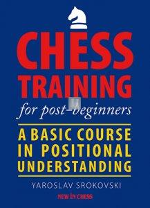 Chess Training for Post-Beginners 2nd hand like new
