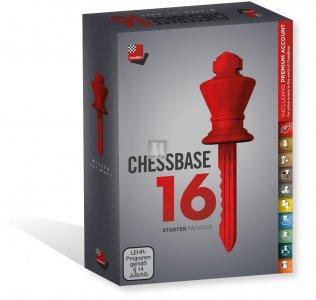 ChessBase 16 Starter Package - DVD - 2021