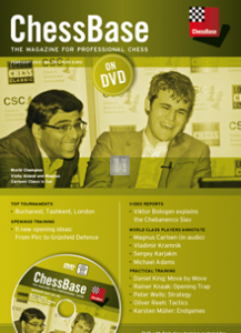 ChessBase Magazine 152 - DVD