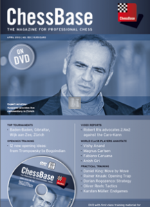 ChessBase Magazine 153 - DVD