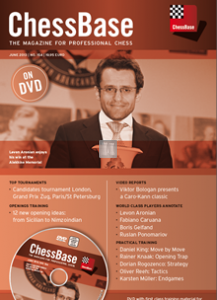 ChessBase Magazine 154 - DVD