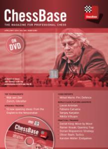 ChessBase Magazine 159 - DVD