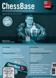 ChessBase Magazine 164 - DVD