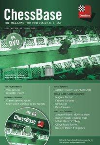 ChessBase Magazine 171 - DVD