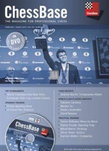 ChessBase Magazine 176 - DVD