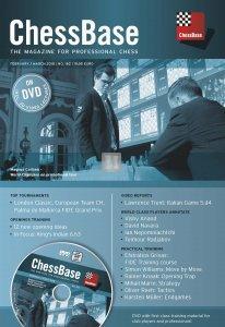 ChessBase Magazine 182 - DVD