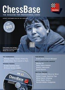 ChessBase Magazine 185 - DVD