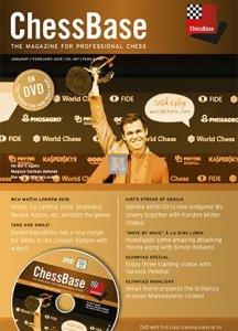ChessBase Magazine 187 - DVD