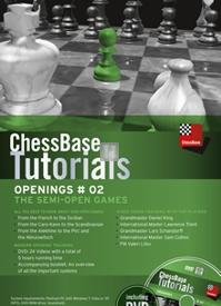 ChessBase Tutorials Openings # 02: The Semi-Open Games DVD