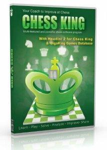 Chess King 2 with Houdini 2 & GigaKing DB