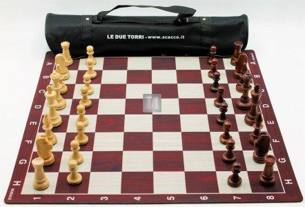 Chess Set: Tamas