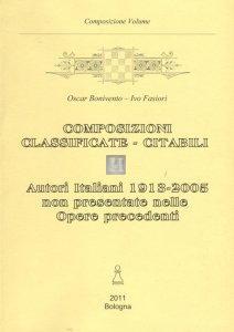 Composizioni Autori Italiani 1913-2005