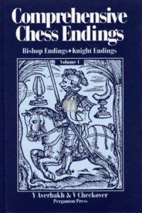 Comprehensive chess endings Vol 1 - 2nd hand rare