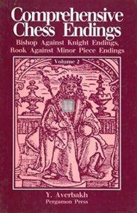 Comprehensive chess endings Vol 2 - 2nd hand rare