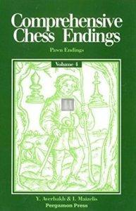 Comprehensive chess endings Vol 4 - 2nd hand rare