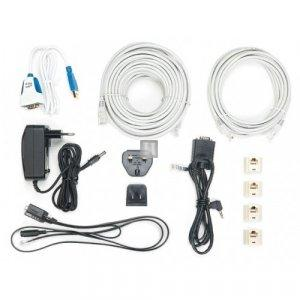 Cable Connection Kit for 1st Serial Board in tournament set-up (wooden serial boards)