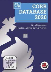 Correspondence Database 2020 - DVD