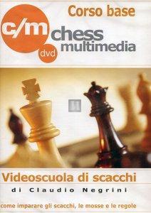 Corso Base DVD - come imparare gli scacchi, le mosse e le regole
