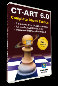 CT-ART 6.0 Complete Chess Tactics - DVD-ROM