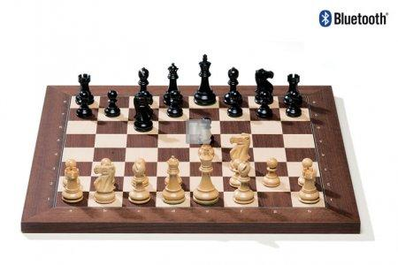DGT Electronic Chessboard - Bluetooth (Rosewood+Classic)
