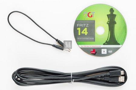 DGT Smart Board USB Cable and DVD