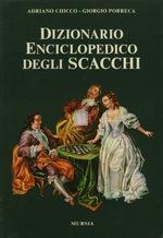 Dizionario Enciclopedico degli Scacchi - Libro raro