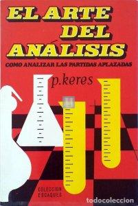 El Arte del analisis - 2nd hand like new