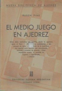 El medio juego en ajedrez - Ruben Fine - 2nd hand