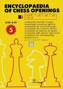 Encyclopaedia of Openings B, 4th ed.