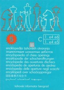 Encyclopaedia of Openings C, 5th ed.