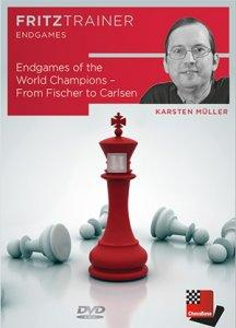 Endgames of the World Champions from Fischer to Carlsen - DVD