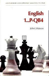 English 1...P-QB4 - 2nd hand rare