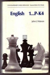 English 1...P-K4 - 2nd hand