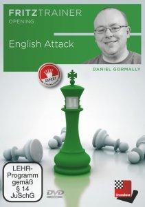 English Attack - DVD